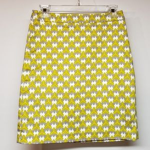 Banana Republic Milly Collection Pencil Skirt